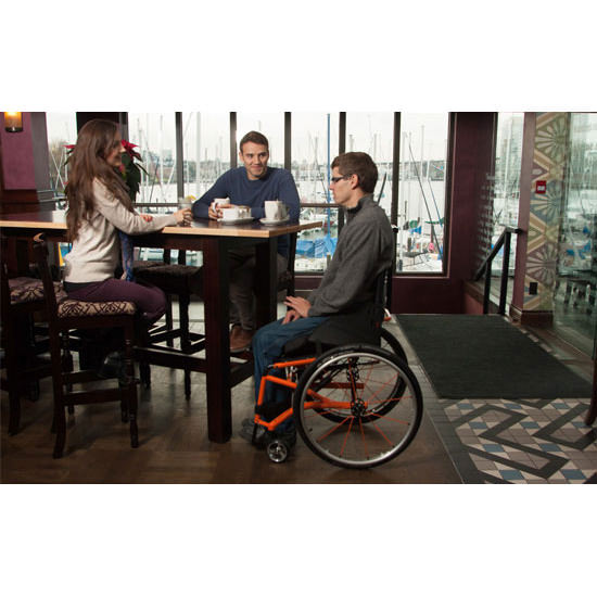 PDG Elevation wheelchair