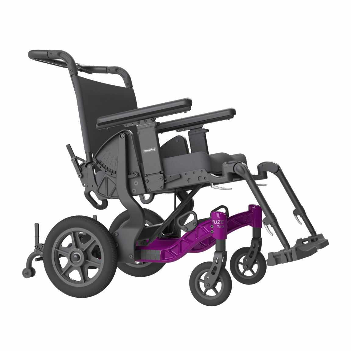 PDG Fuze T50n tilt-in-space wheelchair