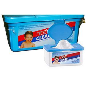 Nice Pak Nice N Clean Baby Wipes