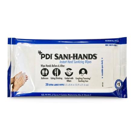 PDI Sani-Hands Scented Hand Sanitizing Wipe