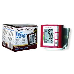 Pharma Advocate Wrist Blood Pressure Monitor