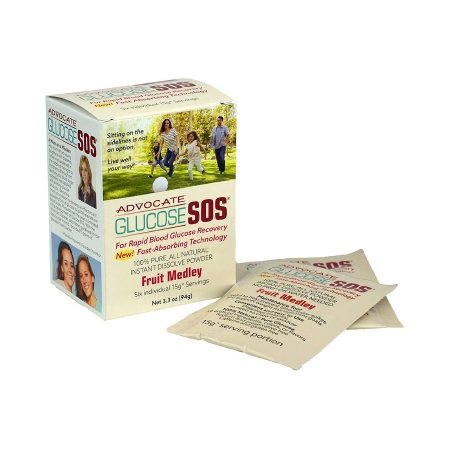 Glucose SOS Glucose Supplement, Powder