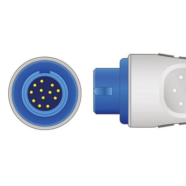 Philips Compatible Direct-Connect SpO2 Sensor