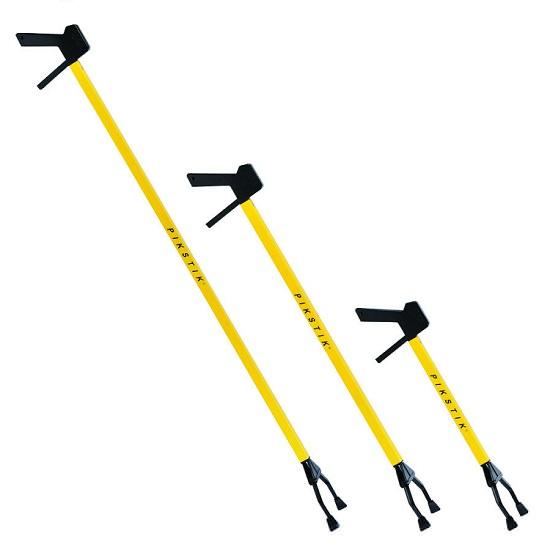 PikStik classic reacher - Small, medium and large