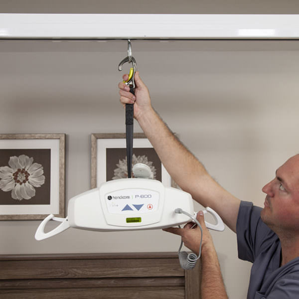 Prism Medical P-600 | Handicare Portable Ceiling Lift