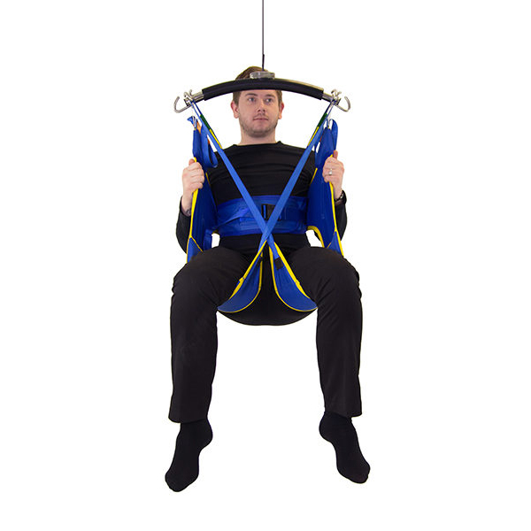 Prism Medical Dual Access Poly Sling - Front