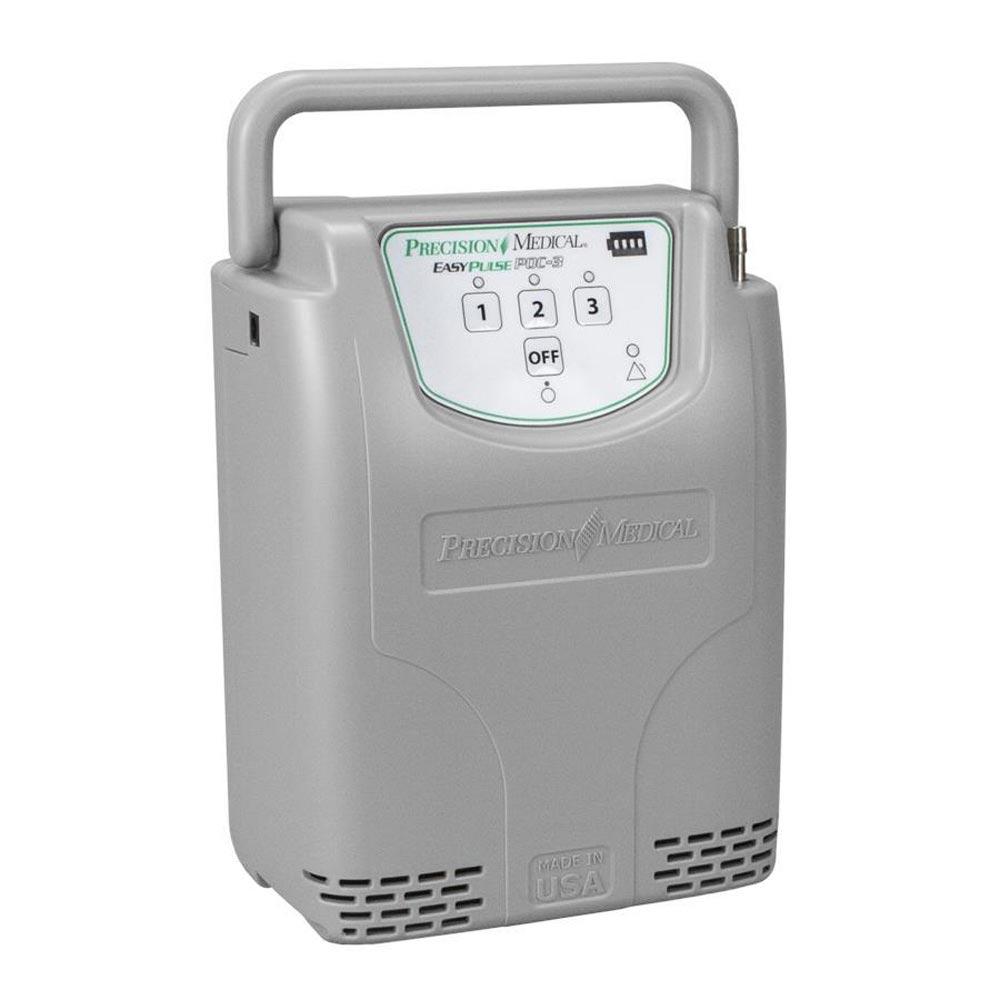 Precision Medical EasyPulse Oxygen Concentrator - 3 Liter