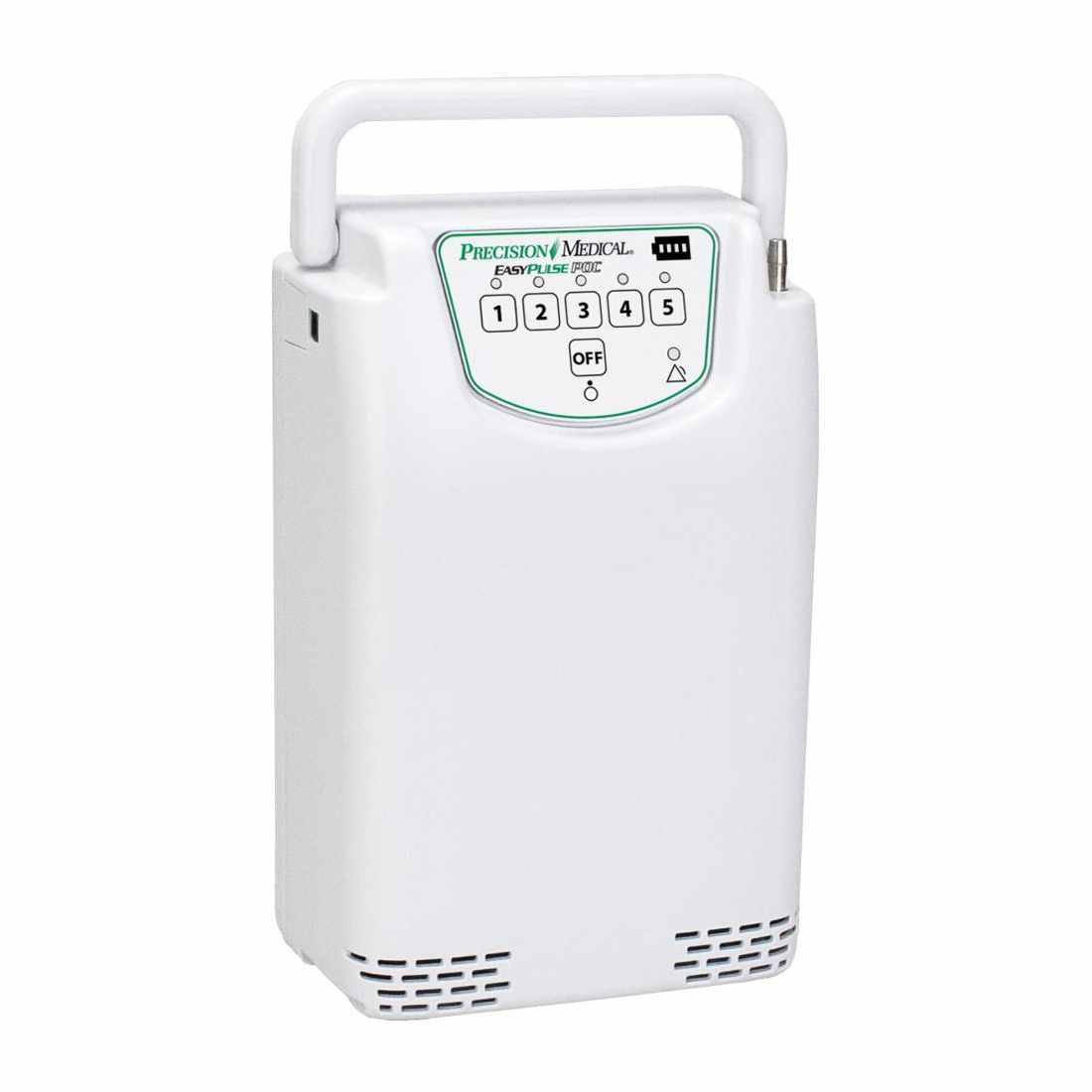 EasyPulse Portable Oxygen Concentrator - 5 Liter