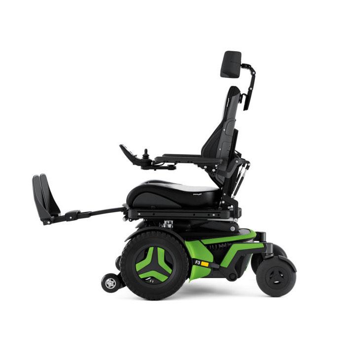 Permobil F3 Power Wheelchair