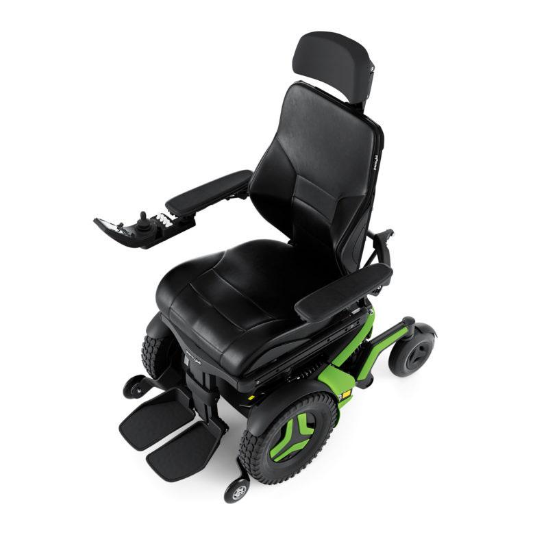 F3 Corpus Power Wheelchair by Permobil