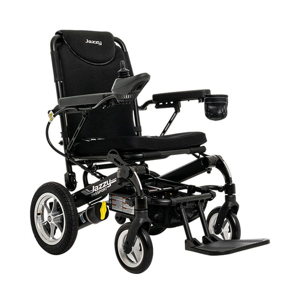 Jazzy Passport wheelchair