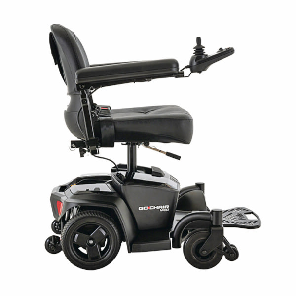 Pride Go Chair MED travel power wheelchair - Quick Ship