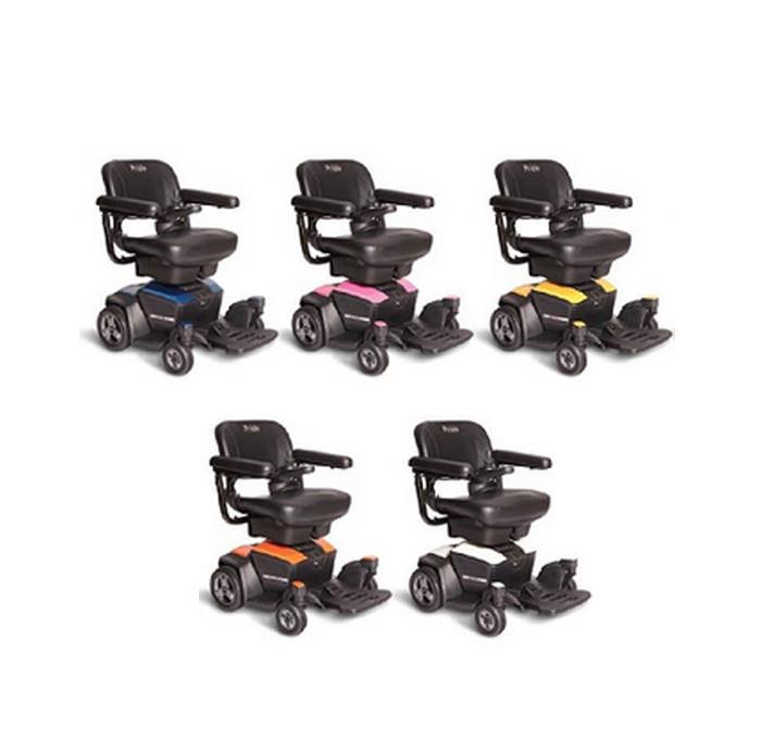 Go-chair travel wheelchair