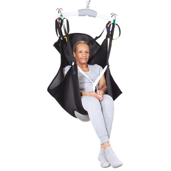 Prism Medical Hammock Spacer Sling With Head Support - Front