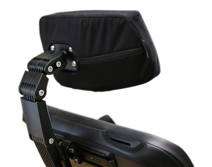 Permobil Headrest With Modular Link Hardware