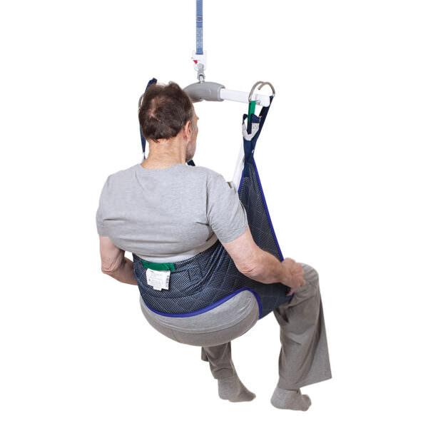 Prism Medical Hygiene Quilted Sling | Handicare HygieneSling