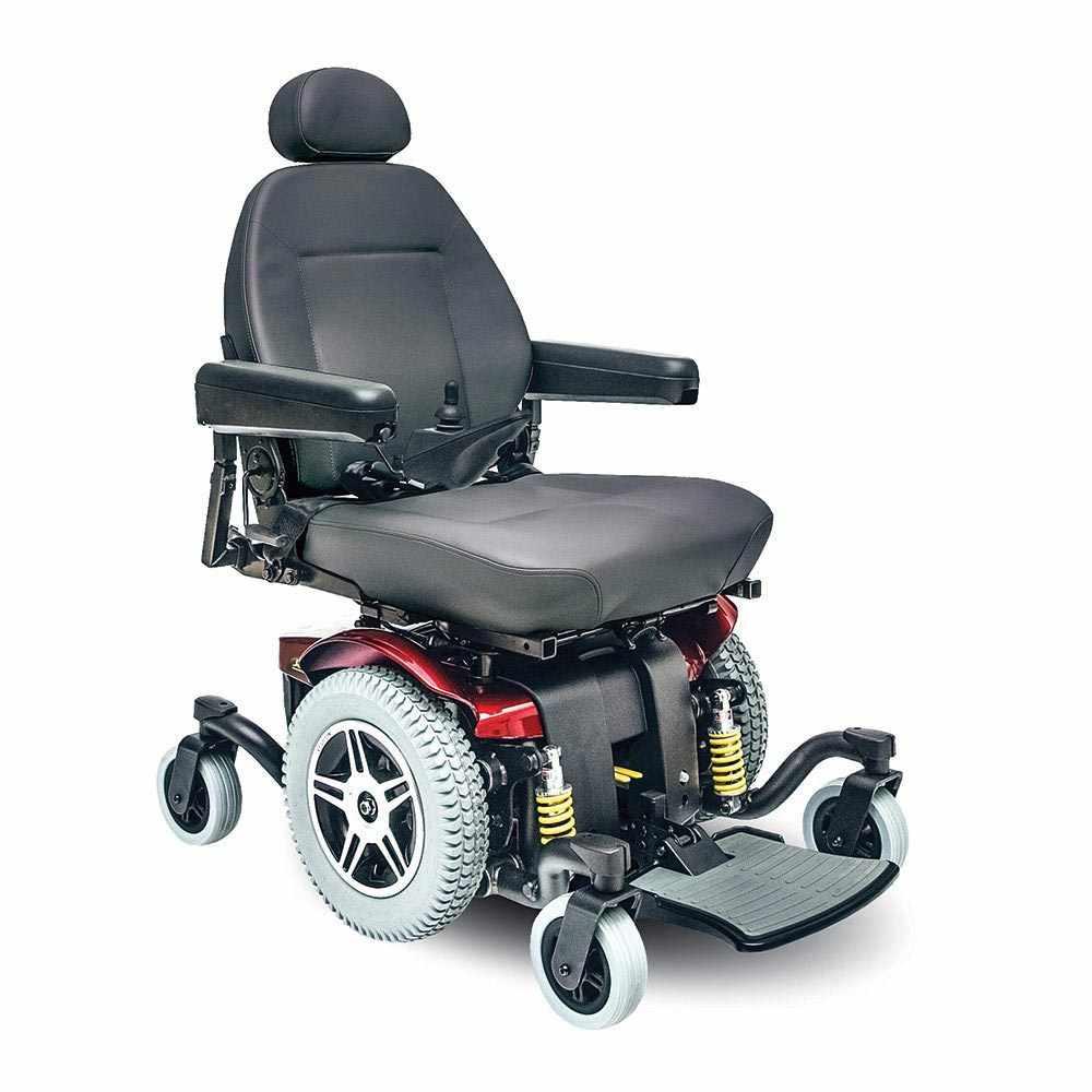 Pride Jazzy 614HD Power Wheelchair-Quick Ship