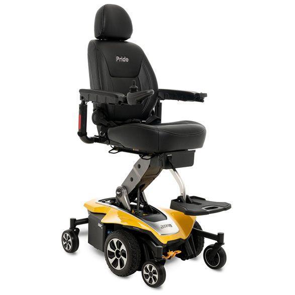 Pride Jazzy Air 2 Mid Wheel Drive Power Wheelchair