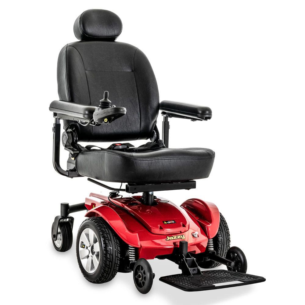 Pride Jazzy Select Power Wheelchair
