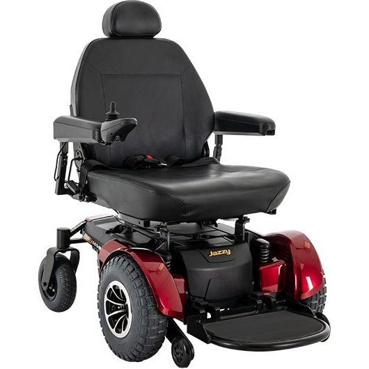 Pride Jazzy 1450 heavy duty power wheelchair