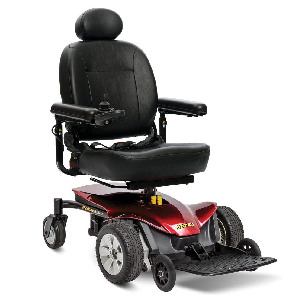 Pride Jazzy Elite ES-1 Wheelchair