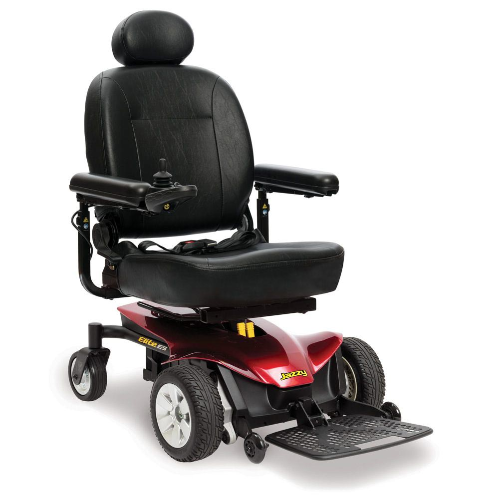 Pride Jazzy Elite ES Portable Power Wheelchair