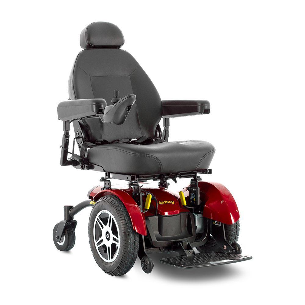 Pride Jazzy Elite HD Power Wheelchair