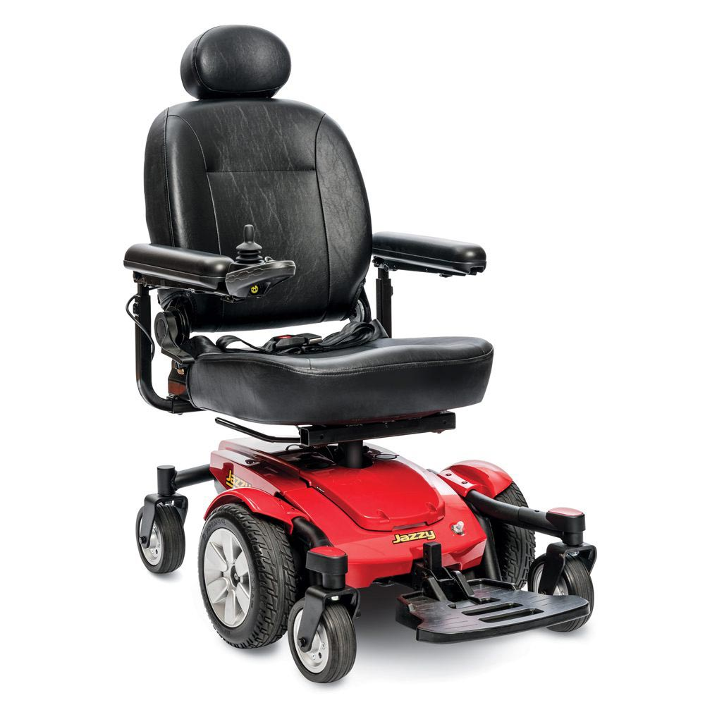 Pride Jazzy select 6 power wheelchair