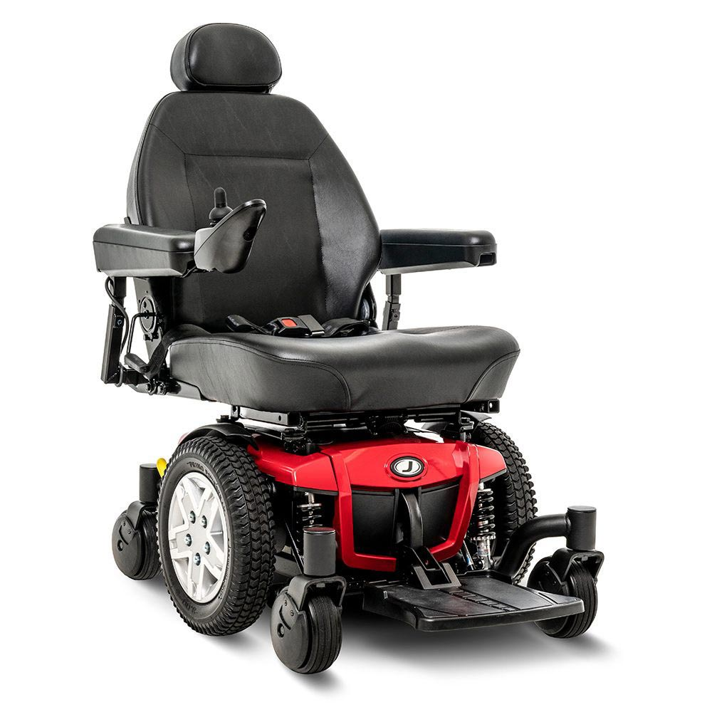 Pride Jazzy 600ES Power Wheelchair - Quick Ship