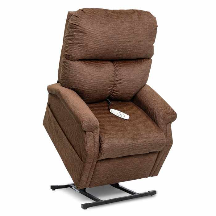 LC-250 3-position lift chair - Walnut color