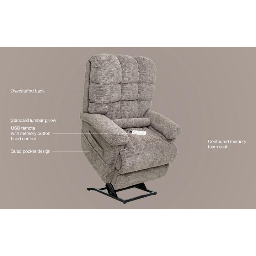 Pride Oasis zero gravity lift chair