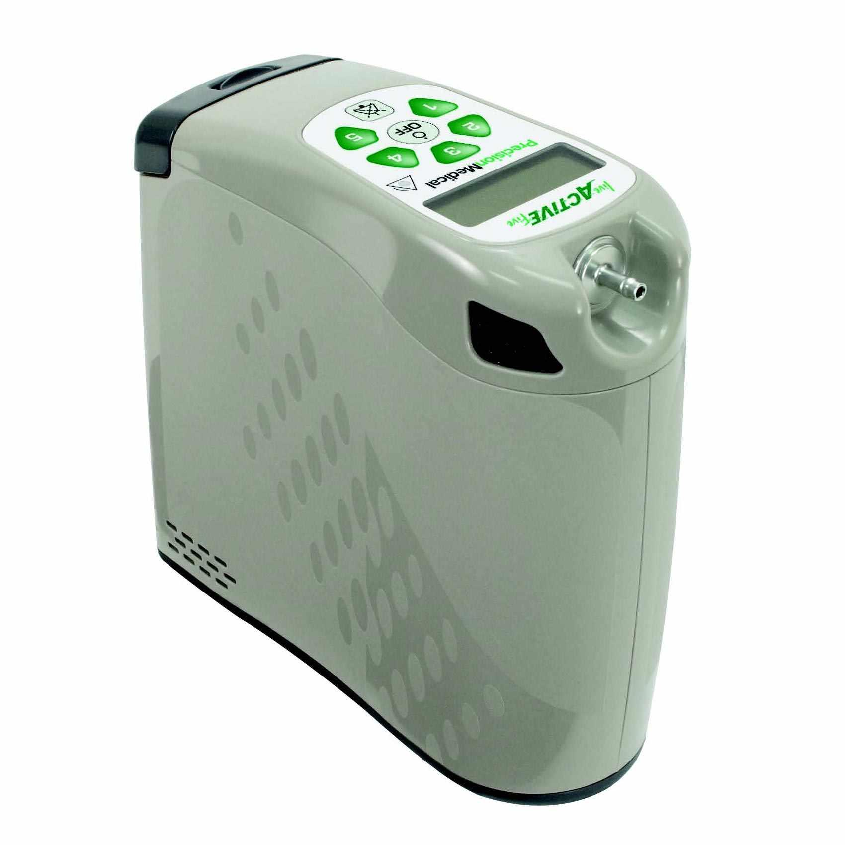 Live Active Five Portable Oxygen Concentrator