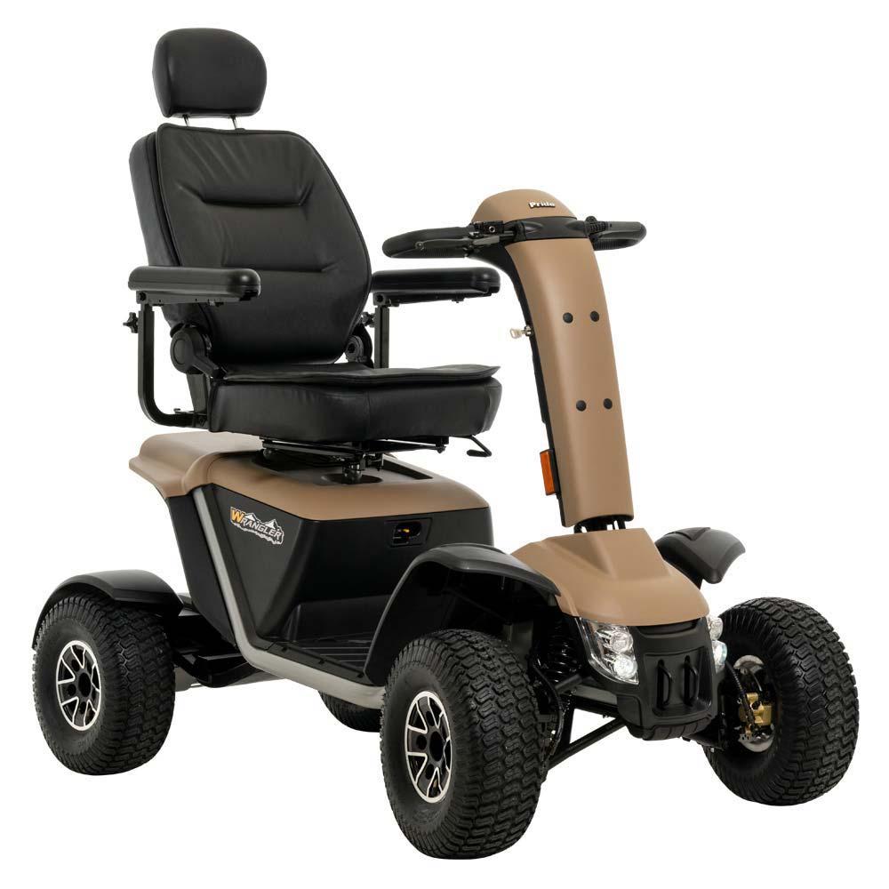 Pride Wrangler 4-Wheel PMV Mobility Scooter