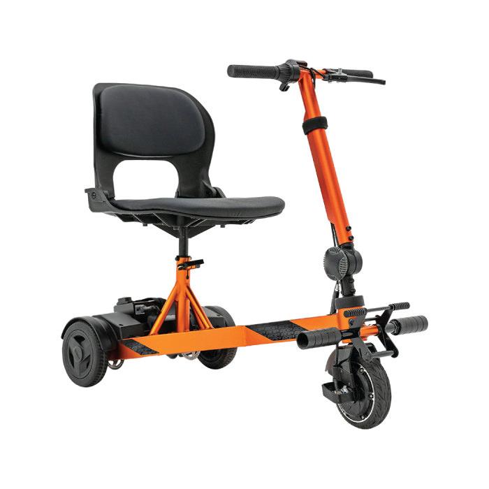 Pride iRide Folding Scooter