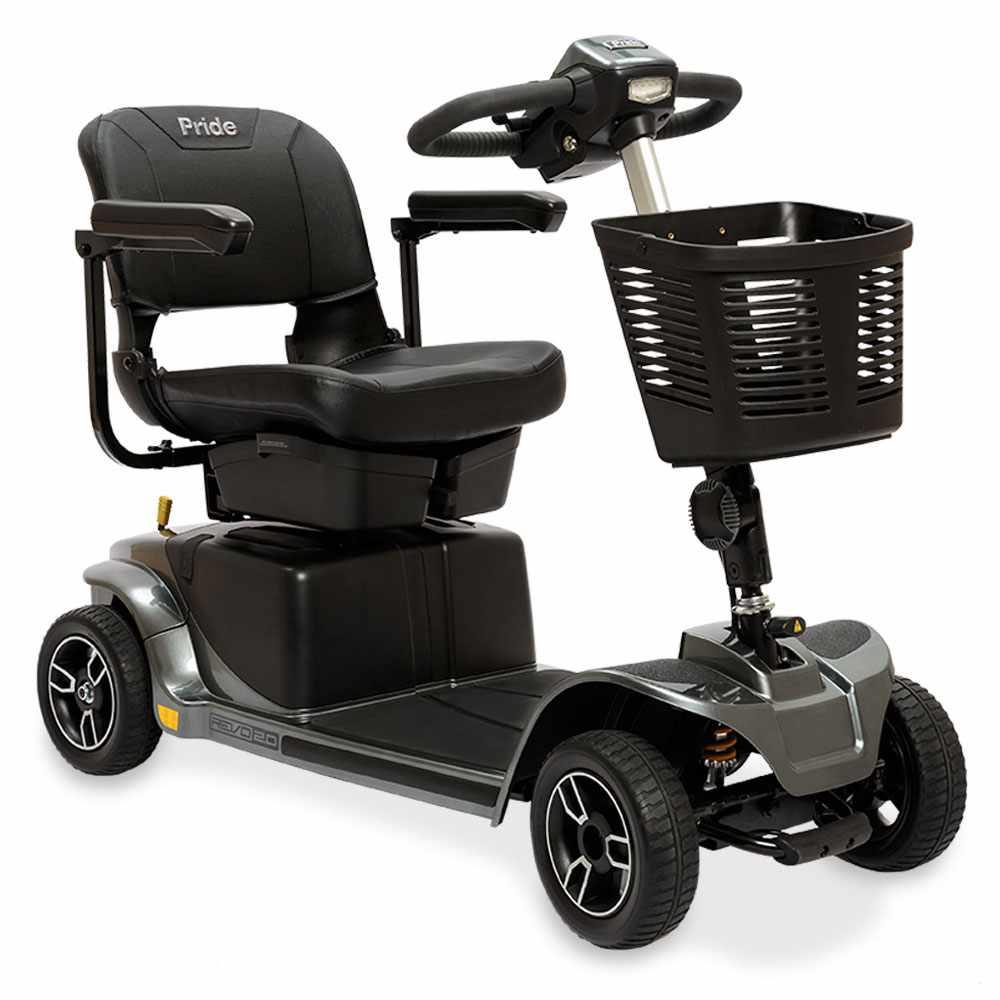 Pride Revo 2.0, 4-wheel scooter