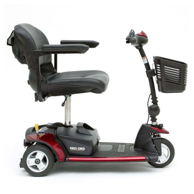 Pride Go-Go Elite Scooter