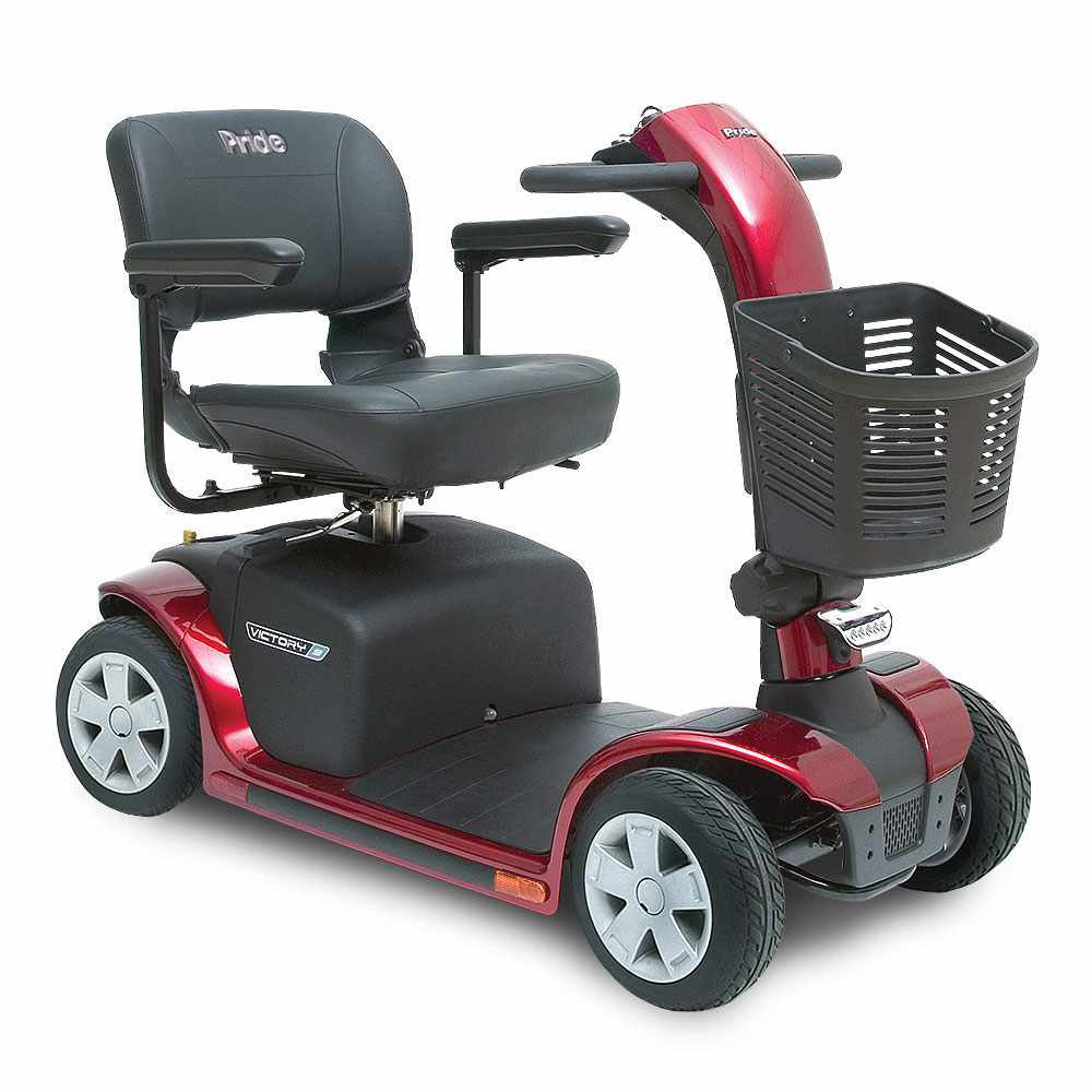Pride Victory 9 4-wheel scooter