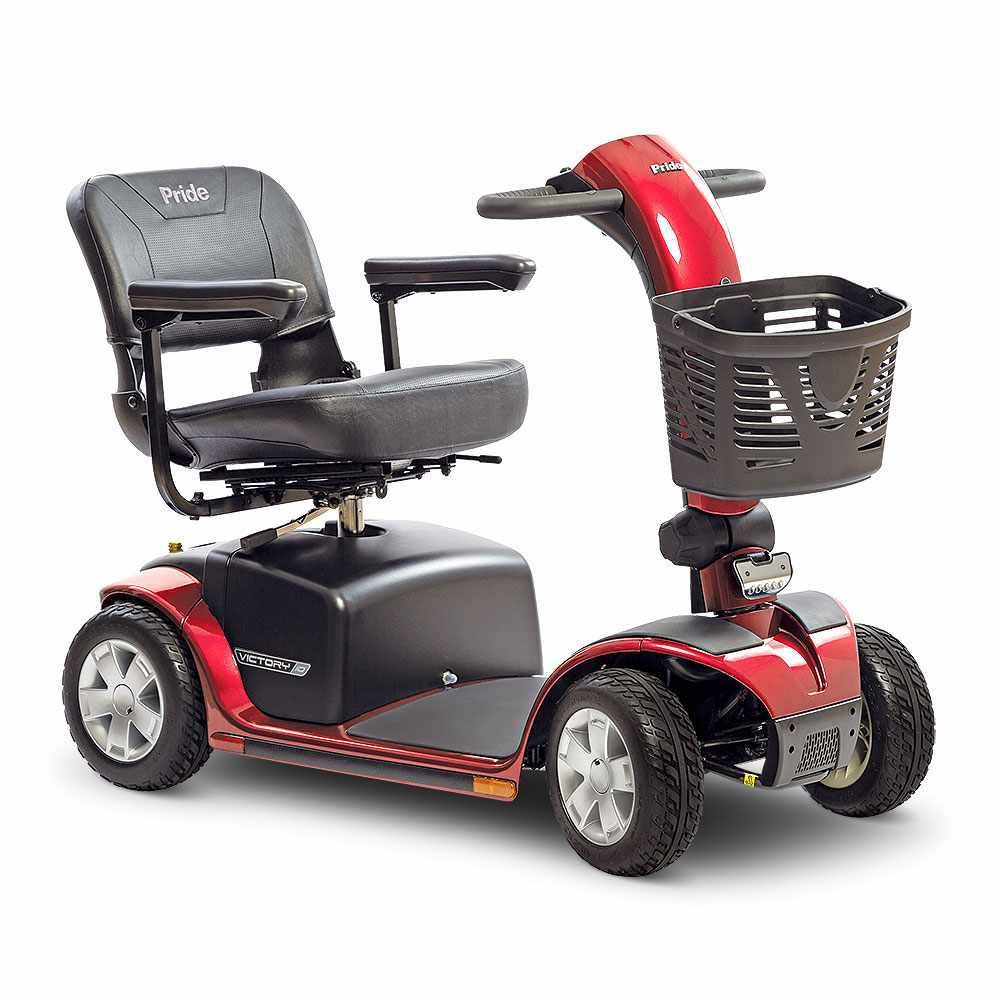 Pride Victory 10 4-wheel mobility scooter