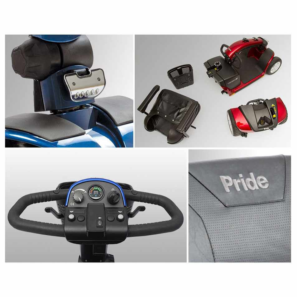 Pride Victory 10 4-wheel scooter