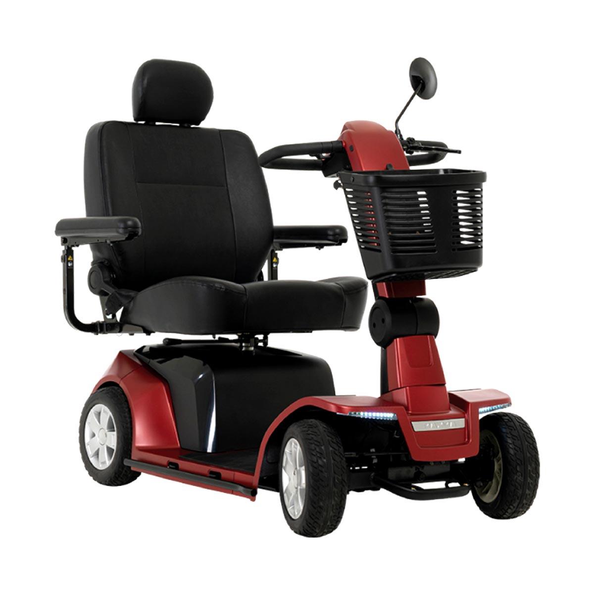 Pride Maxima 4-Wheel Heavy Duty Scooter