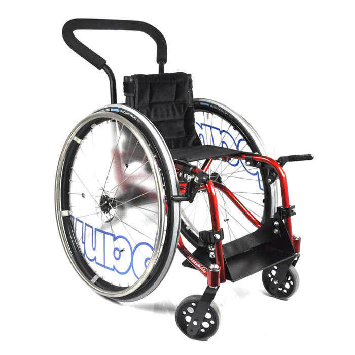 Panthera bambino pediatric wheelchair