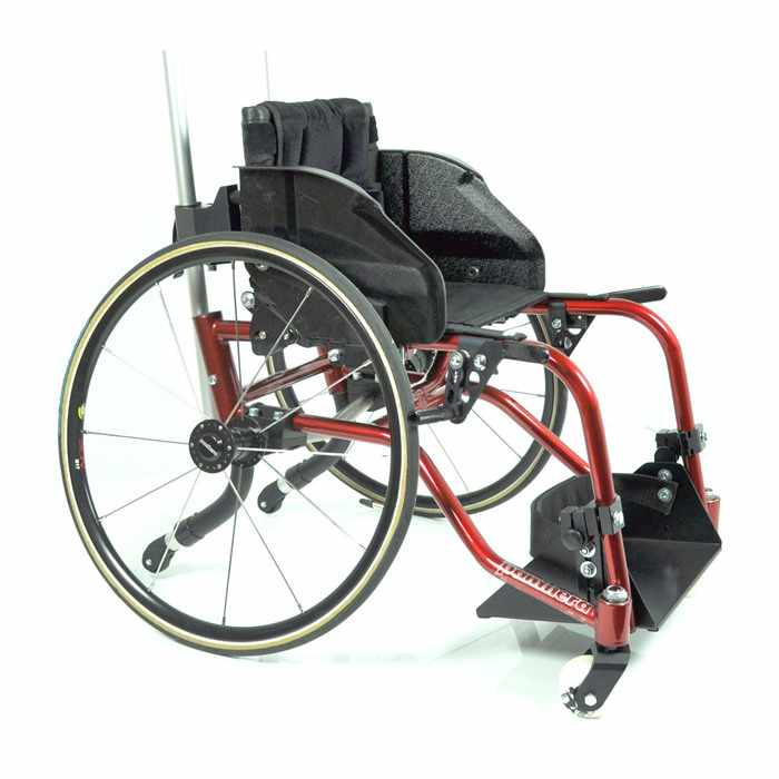 Panthera bambino wheelchair