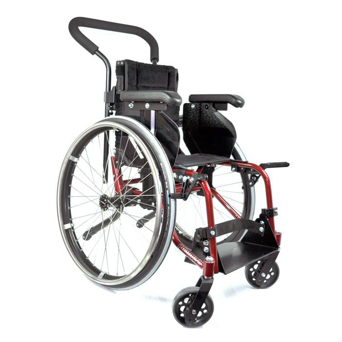 Panthera bambino pediatric ultra lightweight wheelchair