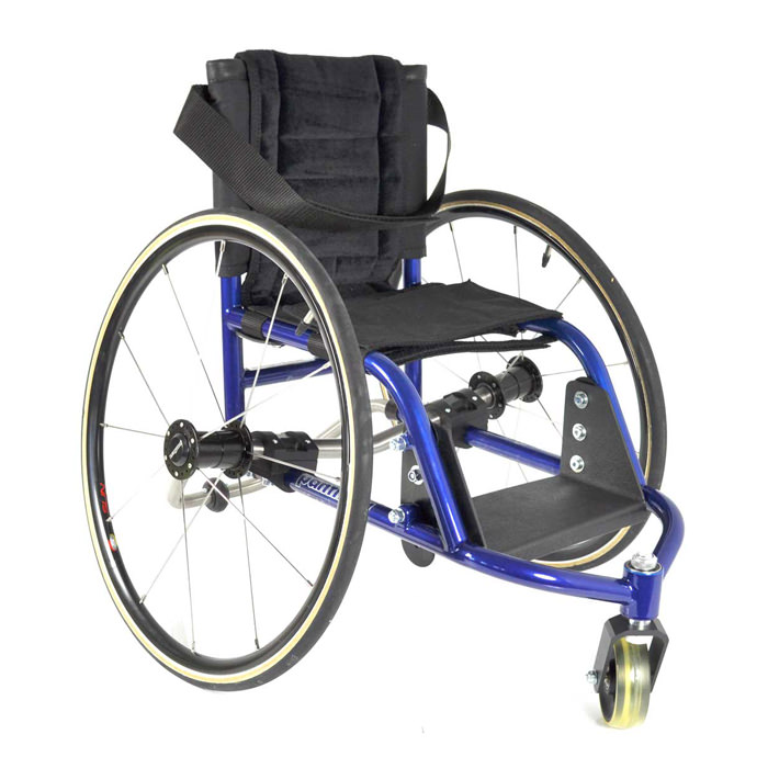Panthera micro pediatric ultra lightweight wheelchair