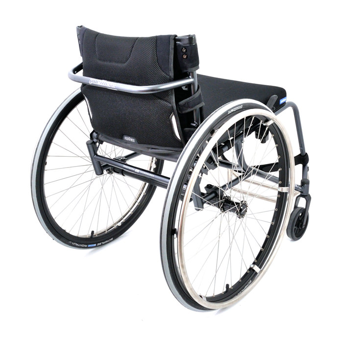 Panthera S3 large ultralight wheelchair
