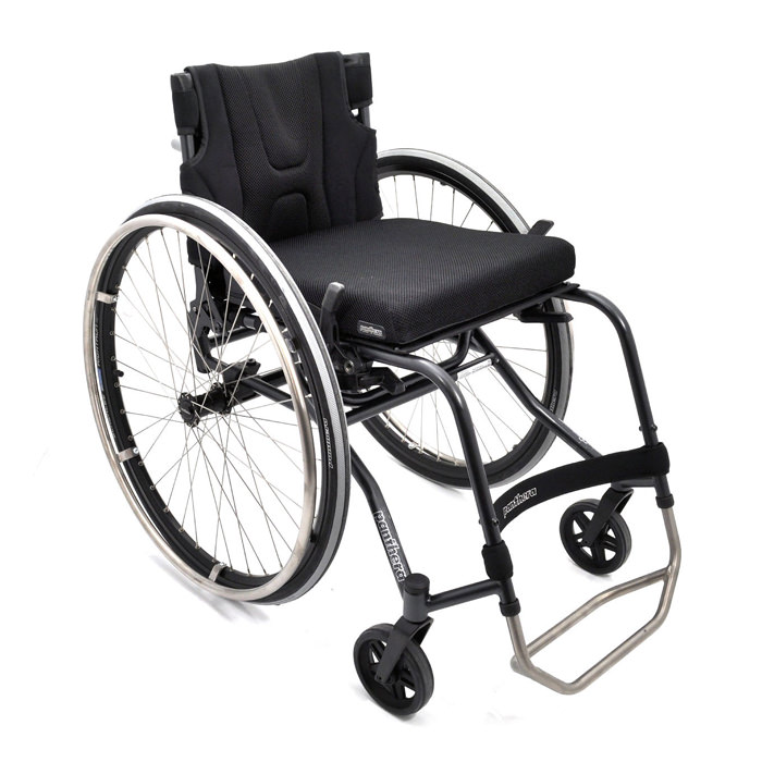 Panthera S3 ultralight wheelchair