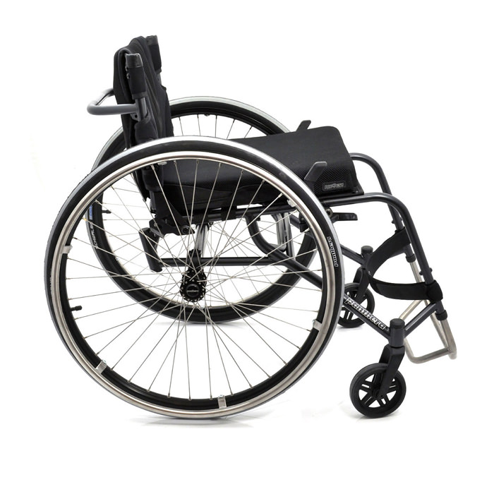 S3 ultralight wheelchair