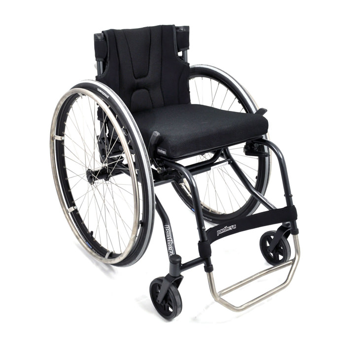 Panthera S3 short low ultralight wheelchair
