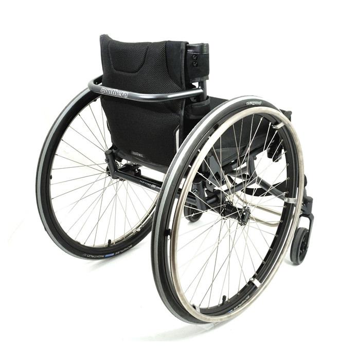 Panthera S3 ultralight wheelchair