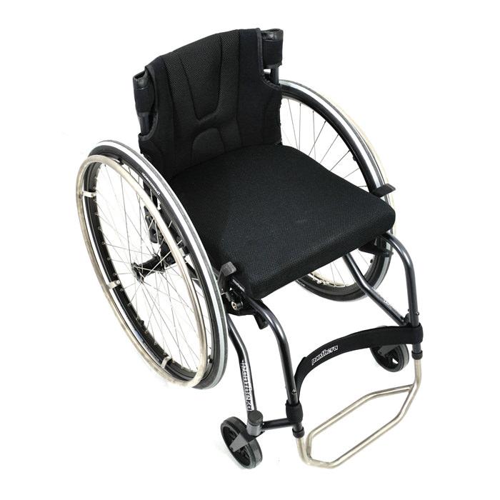 S3 short low ultralight wheelchair
